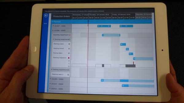 VPS Web Client Tablet NAV 2015