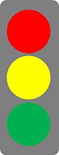Gantt Chart Best Practice Traffic Light Colors