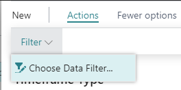 VPS-choose-data-filter