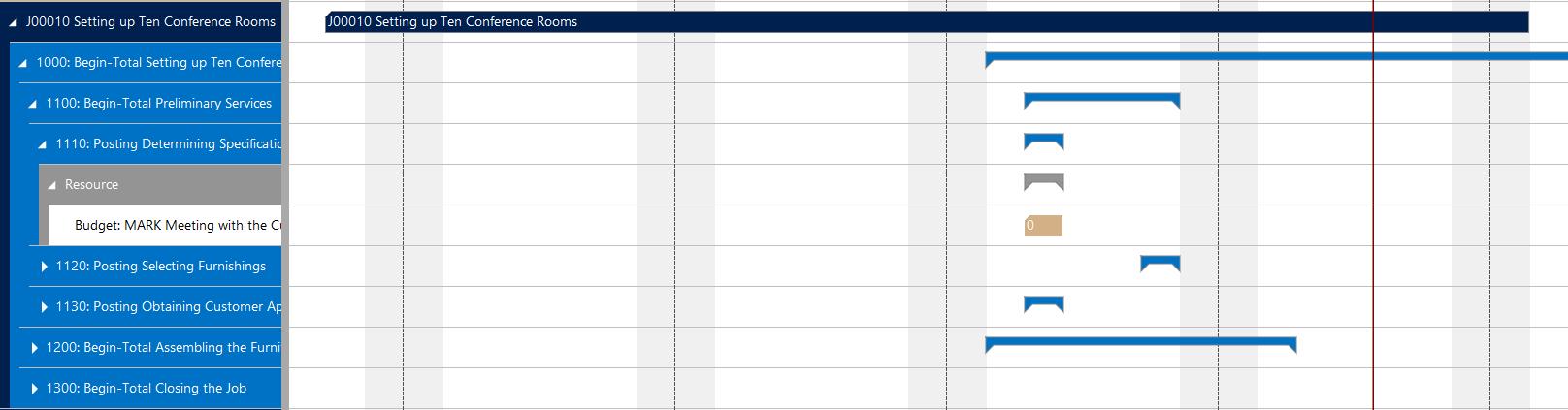 Visual Jobs Scheduler for NAV/BC