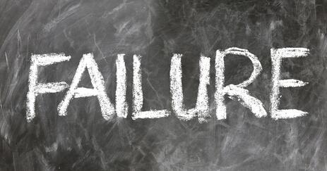 reasons for failed projects
