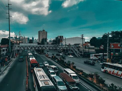 traffic as an example of bottlenecks
