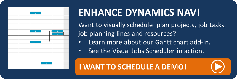 Visual Jobs Scheduler for Dynamics NAV - schedule your demo
