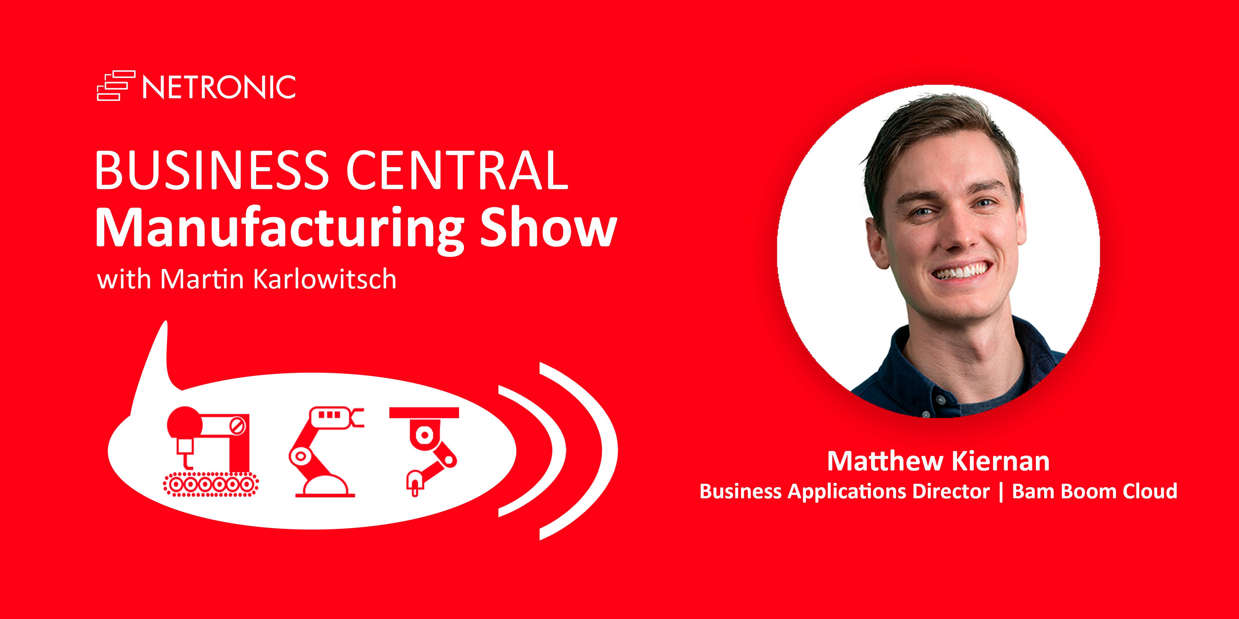 Podcast: demystifying Dynamics 365 Business Central manufacturing.