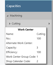 工作中心-工具提示